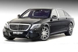 Brabus makes Maybach a 900-hp luxury limousine