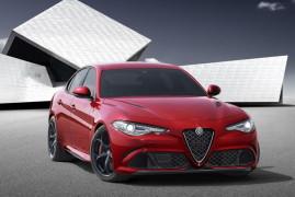 New Alfa Romeo Giulia Challenges German Super Sedans