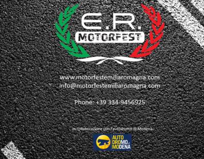 E.R. Motorfest: Motorsport's Extravaganza in Modena
