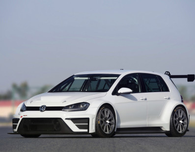 New Golf TCR is a Beast for the Track
