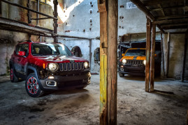 Garage Italia Customs Rende Speciale la Jeep Renegade