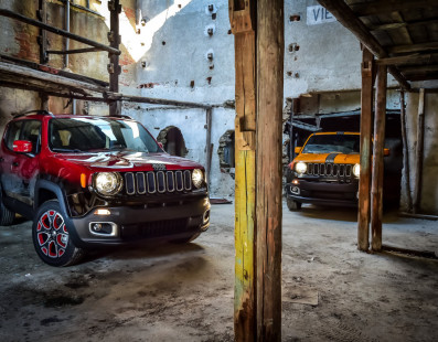 Garage Italia Customs Makes the new Jeep Renegade Much More Special