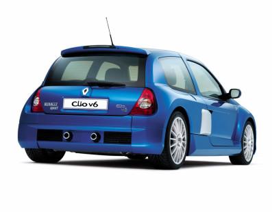 Renault Clio V6 Sport: Driver First