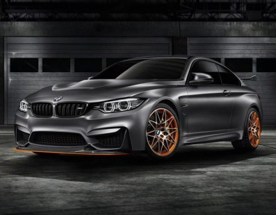 New M4 GTS Will Cause Several Heart Attacks
