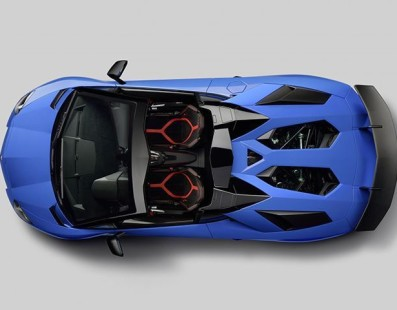 Aventador SV Roadster: And Then We Can Die