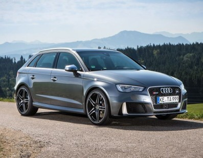 ABT's RS3 Is A Proper HyperHatch