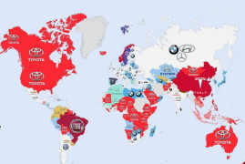 Which Is The Most Googled Brand of 2014?