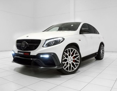 The New Brabus GLE850 Is The King Of SUVs