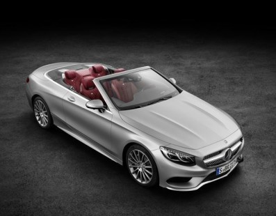 The S Class Convertible Is Back
