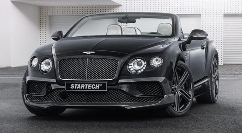 Startech Affila Gli Artigli Alle Bentley