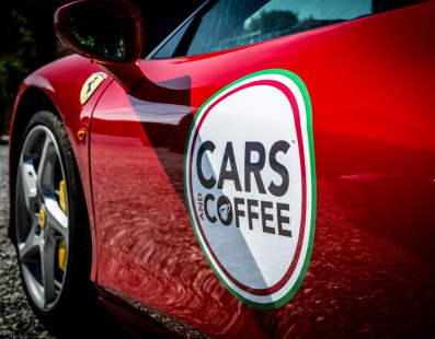 Cars and Coffee Torino: Goduria Per I Cinque Sensi