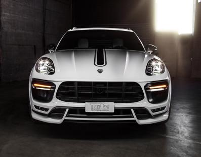 Techart Aggiorna La Porsche Macan
