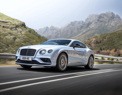 Tested: Bentley Continental GT V8 S
