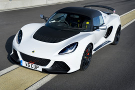Tested: Lotus Exige V6 Cup