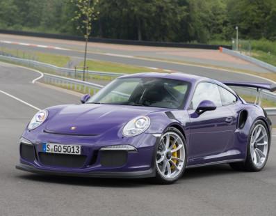Preview: Porsche 911 GT3 RS