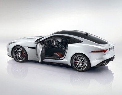 Jaguar F-Type R Coupe: Fun Machine