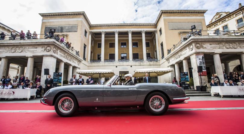Stelle sul Liston: La Più Bella è Una Ferrari 250 GT Pininfarina