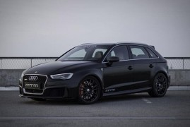 This RS3 Goes Supercars' Hunting