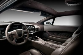 Vilner Updates the Interior of one of Brit's Most Extraordinary Supercars