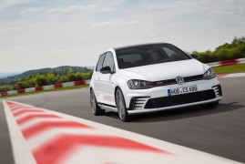 VW Golf GTI: Celebrations Begin With The Clubsport