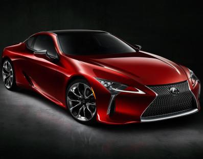 Lexus LC 500: A New Era Begins