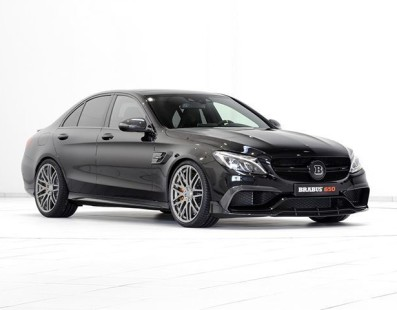 C 63 S: More Carbon, More Horsepower, More Brabus