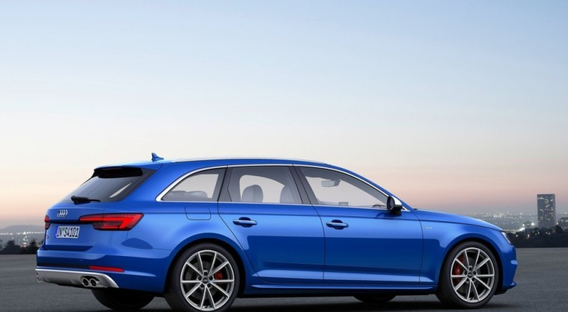 S4 Avant: One of the Best Sports Wagons, Always