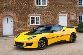 Lotus Evora 410: The Sharpest Symphony