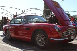 Cars and Coffee Monaco: Rebel Extravaganza