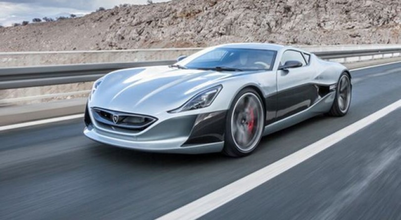 Rimac Is Ready For Conquering The World With Electricity
