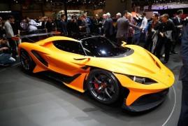 La Gumpert Vive Ancora Sotto il Nome di Apollo Automobil e con la nuova Arrow Hypercar