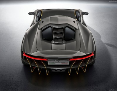 Lamborghini Celebrates 100th Anniversary With a Very Extreme and Special Model