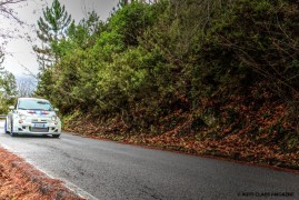 Retracing the Rally Sanremo Stages
