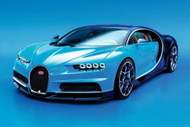 Bugatti Chiron: Riscrive le Regole del Gioco