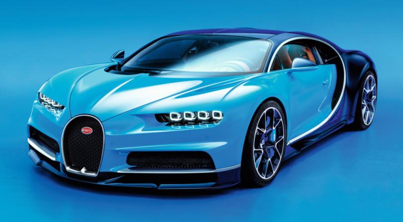Bugatti Chiron: Game Over for Everyone