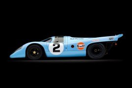 The Best Racing Car in History Joins The Best Actor Ever in a Classic Movie We All Love