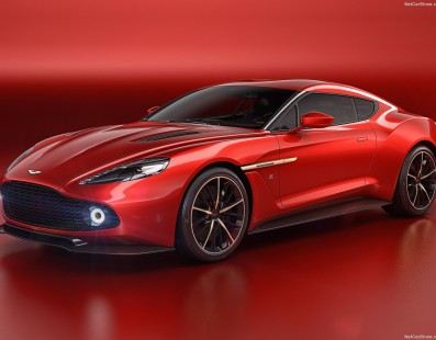 Everyone Has To Fall In Love With The Aston Martin Vanquish Zagato Concept