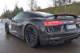 Capristo Puts Hands On The New Audi R8