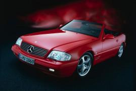 Mercedes SL500 (R129)
