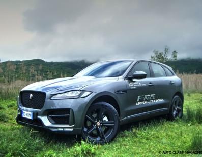 Il SUV Secondo Jaguar
