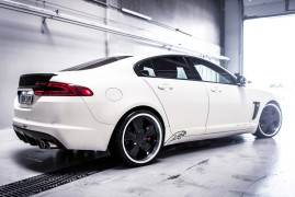 2M-Designs: Good Looking Style For A Diesel Jaguar XF