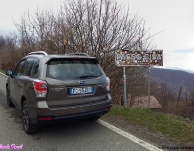 Subaru Forester: Urban Fighter