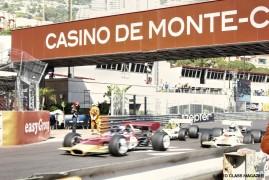 Grand Prix Historique Monaco 2016: F1 Heritage In The Principality