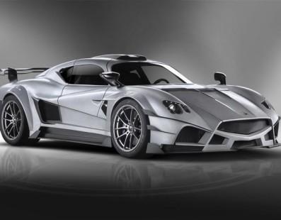 Mazzanti Evantra Millecavalli: Italian's Most Powerful Car Ever
