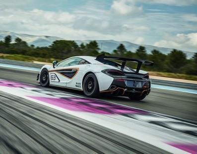 Giocattolo Da Pista Obbligatorio: McLaren 570S Sprint