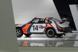 Porsche Musem: The Boxer Show