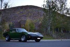 God Bless America (and Corvette)