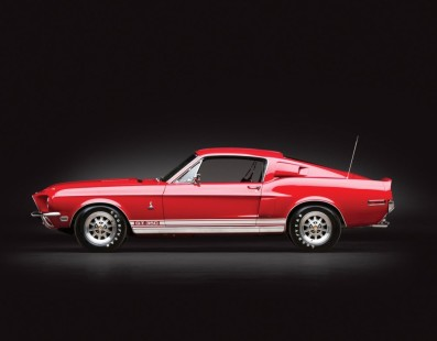 '67 Shelby Mustang GT350: 1h Test