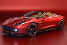 La Convertibile Più Bella Al Mondo E' Aston Martin