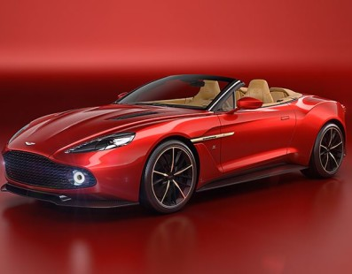 The Sexiest Convertible In The World Is An Aston Martin